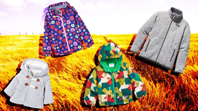 The Cutest Toddler Coats for Fall