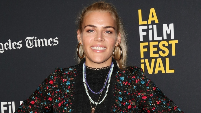 Busy Philipps attends the screening of