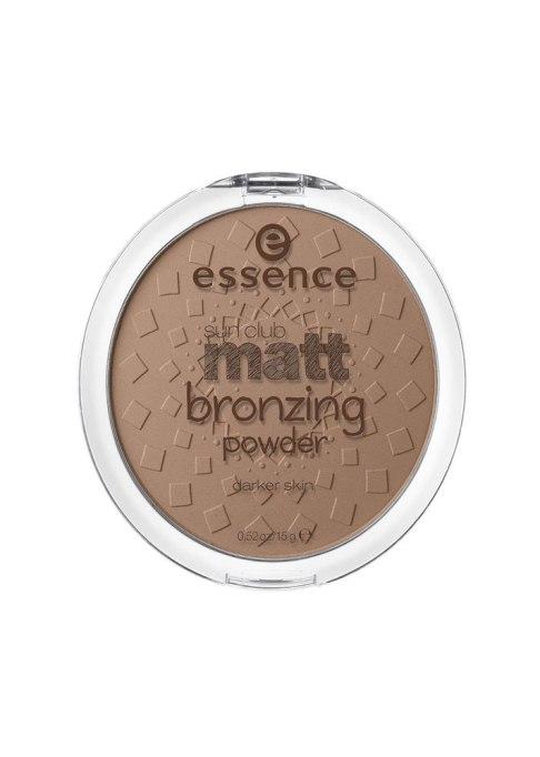 Essence Sun Club Matt Bronzing Powder