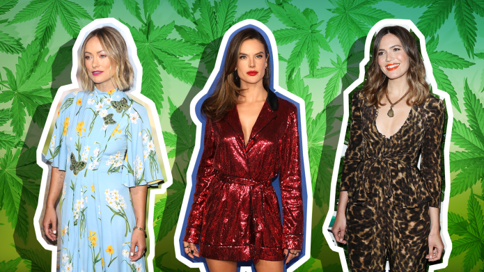 Celebrities Who Swear by Cannabis-Infused Beauty