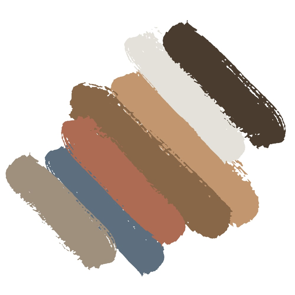 Wanderer color palette