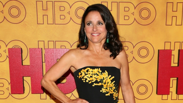 Julia Louis-Dreyfus attends HBO's Post Emmy