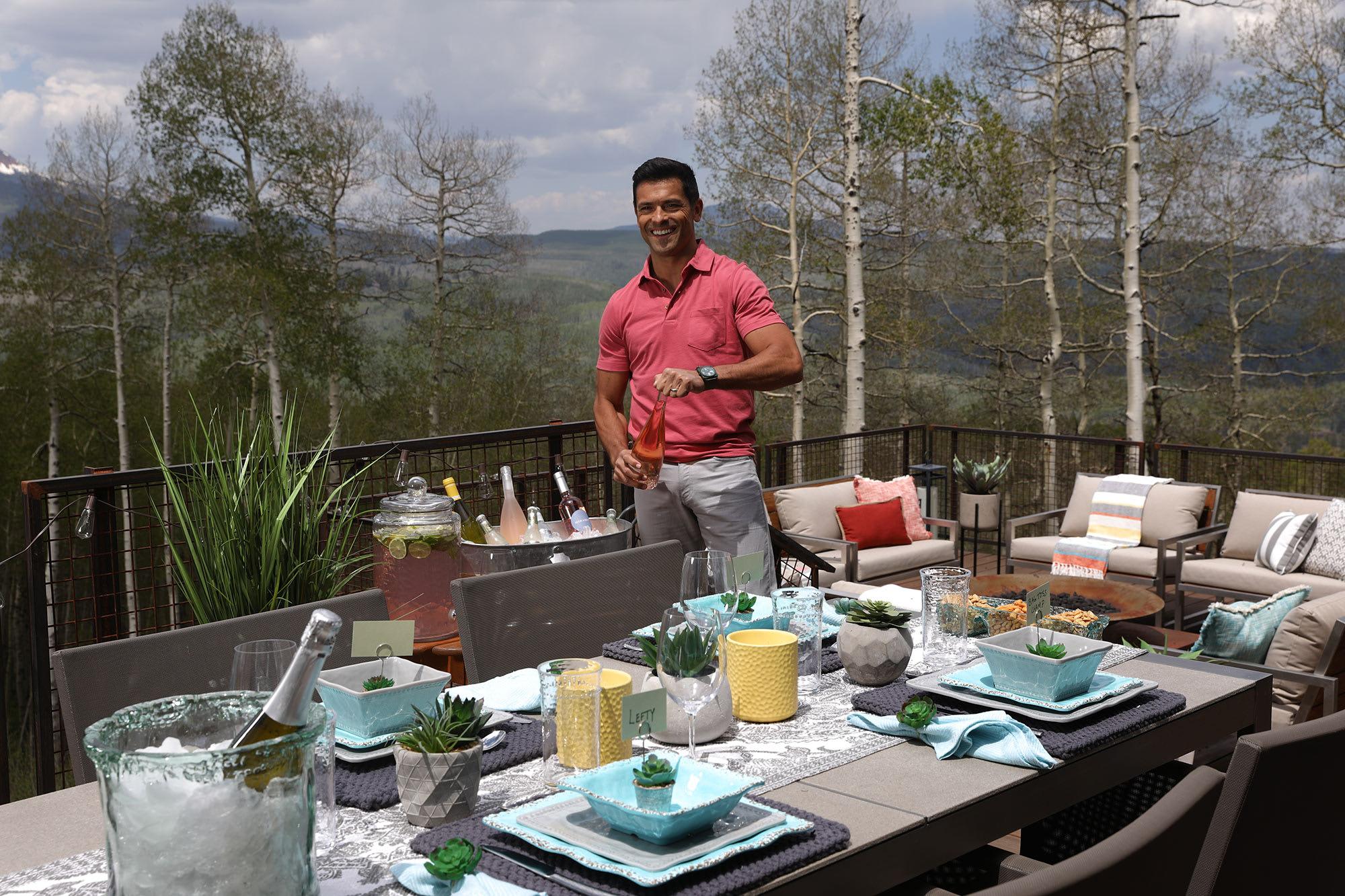 Mark Consuelos Telluride home