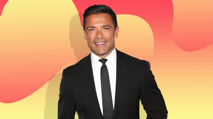 Mark Consuelos attends the Los Angeles