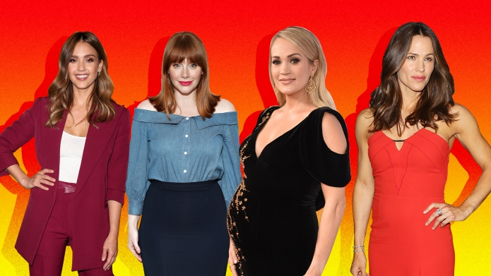 Celebrity Moms Weigh in on Overcoming