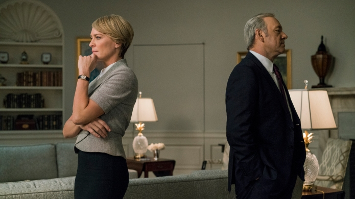 Still from House of Cards Season