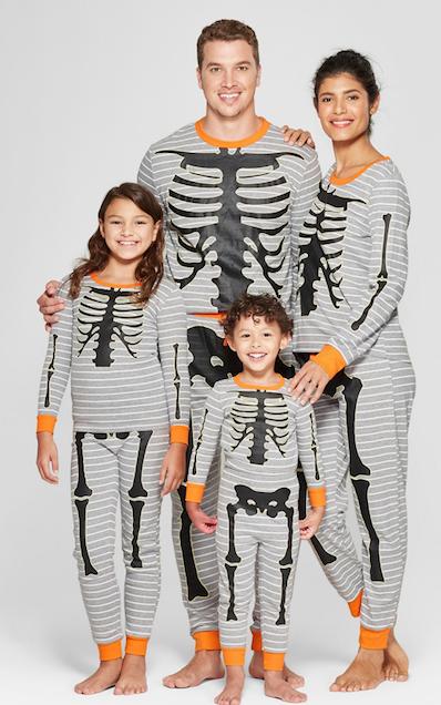 Family Skeleton Pajamas