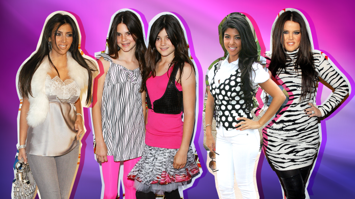 Throwback Kardashian-Jenner Style Moments You Totally