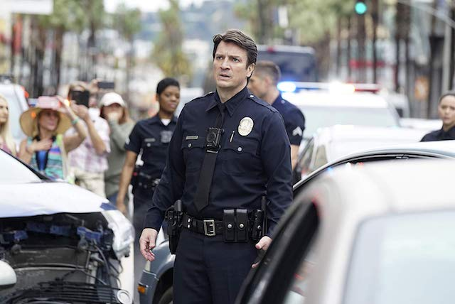 Photo from 'The Rookie'