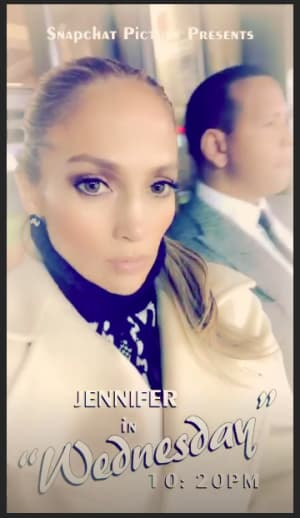 Jennifer Lopez and Alex Rodriguez at Fenway Park