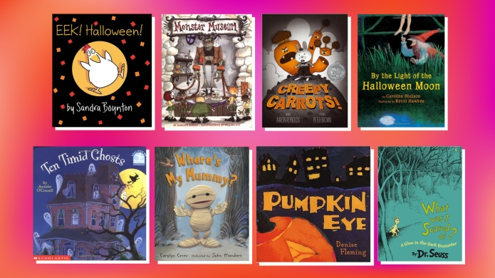 15 Halloween Kids Books That Aren't