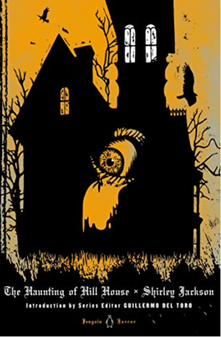 Cover of 'The Haunting of Hill House' by Shirley Jackson