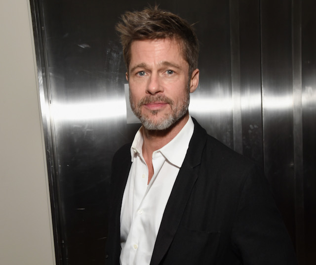 Brad Pitt attends the 7th Annual Sean Penn & Friends HAITI RISING Gala benefiting J/P Haitian Relief Organization