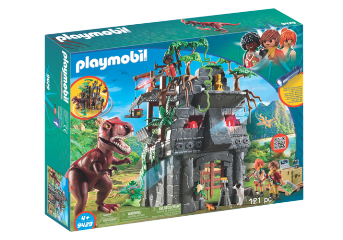 Playmobil Hidden Temple