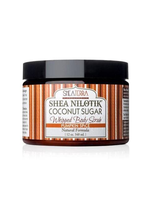 Shea Terra Organics Shea Nilotik Coconut Sugar Whipped Body Scrub
