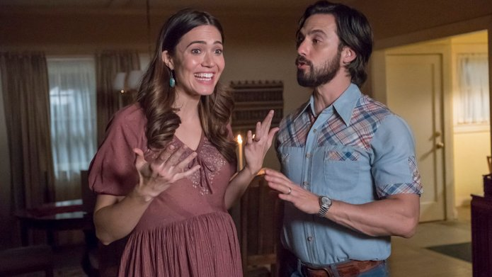Still of Mandy Moore and Milo