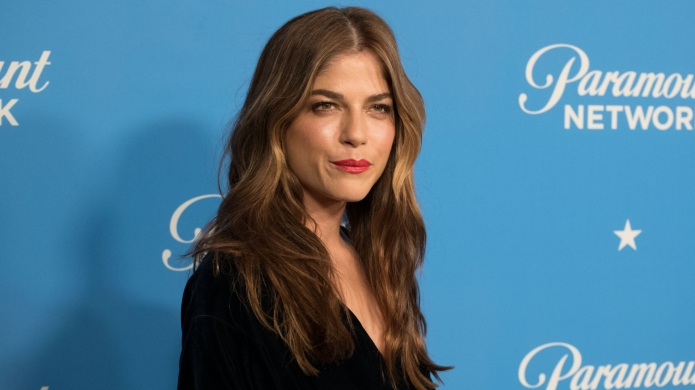 Selma Blair attends Paramount Network Launch