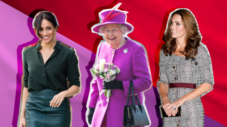 Royal Fashion, Beauty Secrets Used to