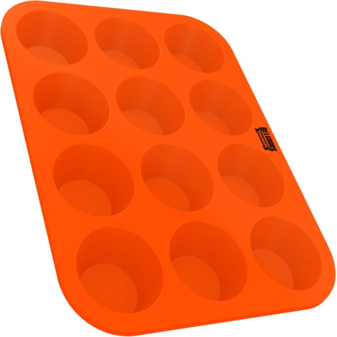 Silicone Mini Muffin Cupcake Baking Tray
