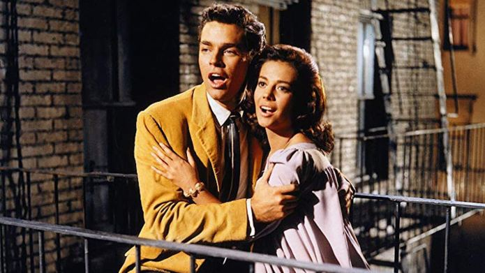 Still of Richard Beymer and Natalie