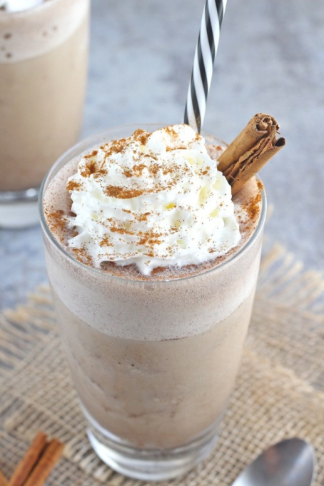 Chocolate Reishi Frappuccino