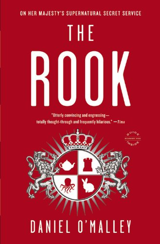 Cover of the book 'The Rook'