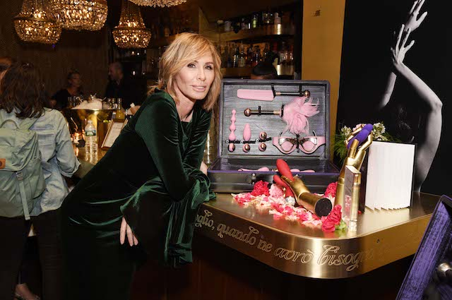 Carole Radziwill at a New York City event in September