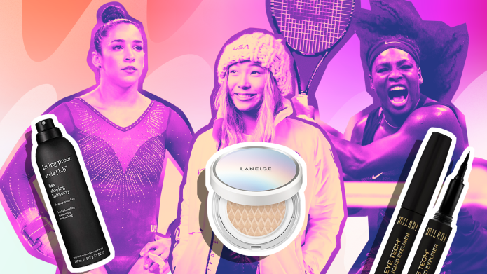The Sweatproof Beauty Products Athletes Swear