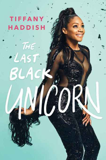 The Last Black Unicorn book cover