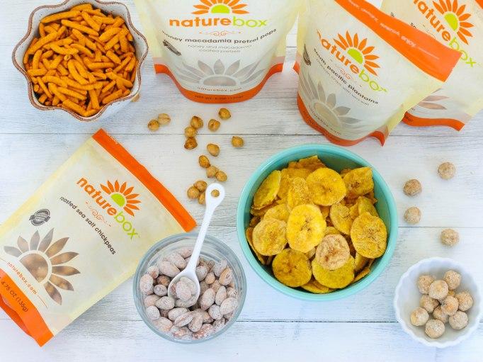 Nature Box Snack Subscription Box