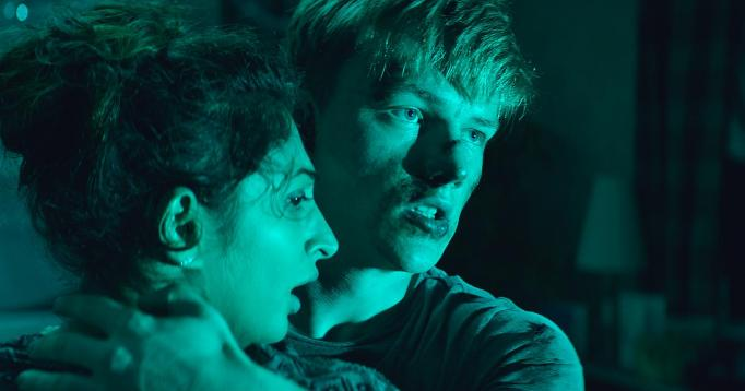 Still from 'Await Further Instructions'