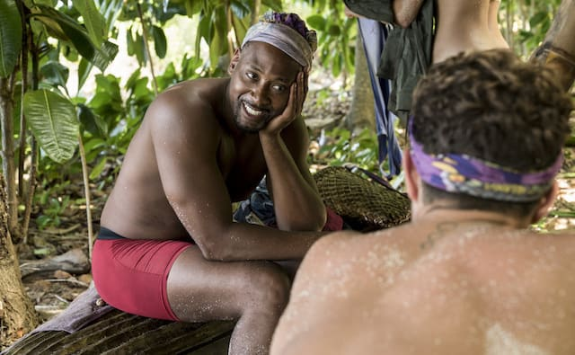 Photo of Jeremy Crawford in 'Survivor' on CBS