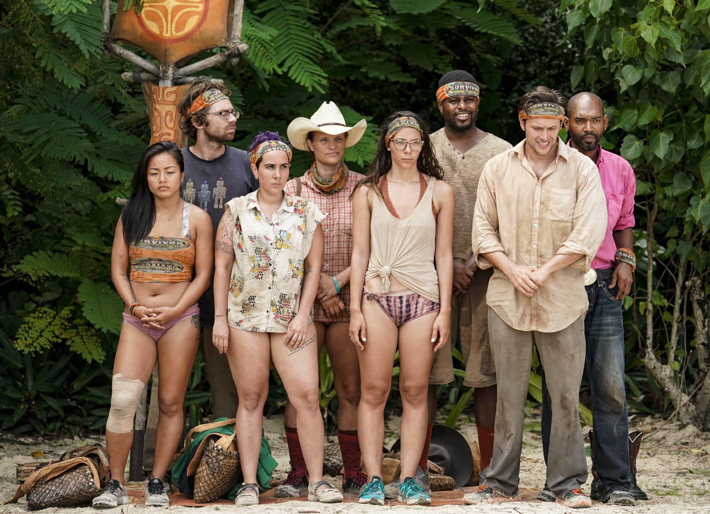 Photo of David tribe on Survivor: David vs. Goliath