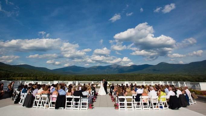 Omni Mount Washington Resort in Bretton Woods, NH.