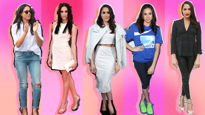 Outfits Meghan Markle Can't Wear Anymore