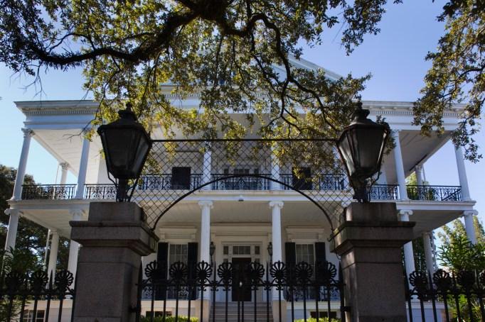 Buckner House, New Orleans
