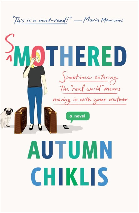 Cover of 'Smothered' by Autumn Chiklis