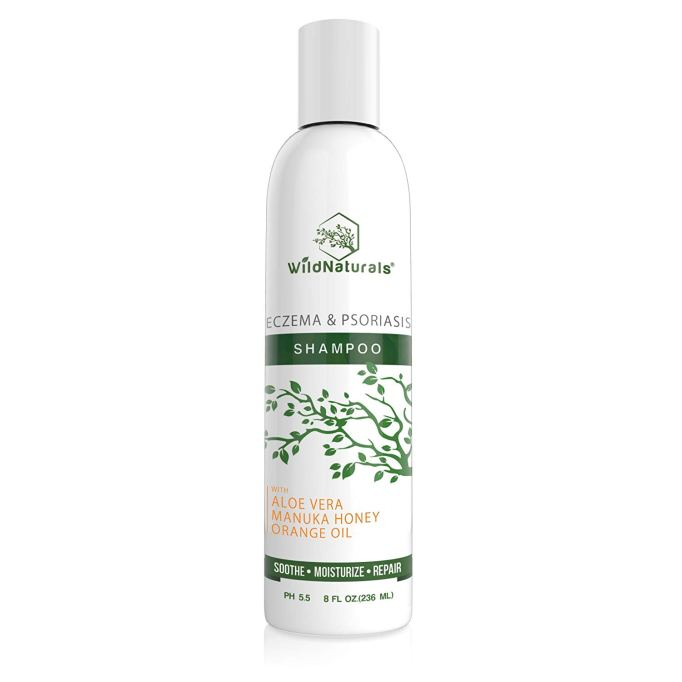 Wild Naturals Eczema & Psoriasis Shampoo