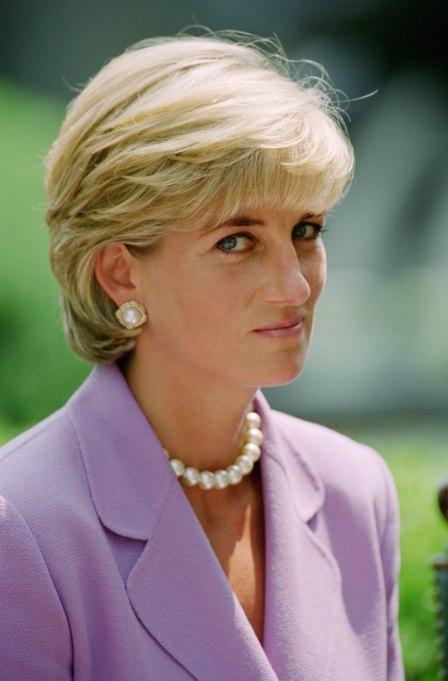 Princess Diana Not Wearing Hats