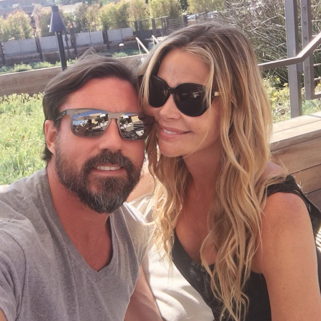 Photo of Denise Richards & Aaron Phypers