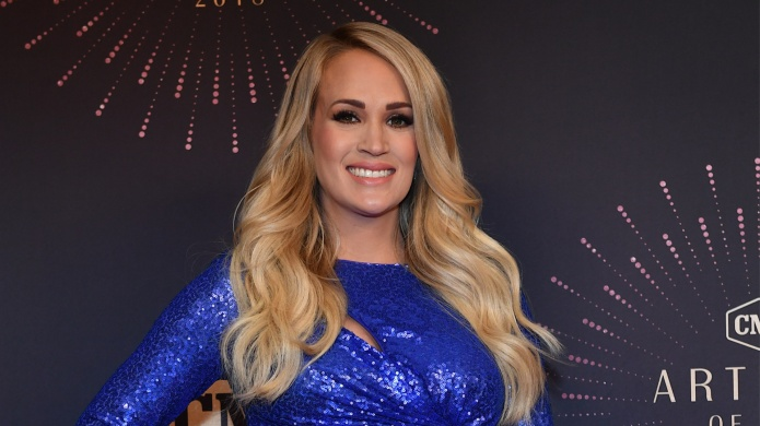 Carrie Underwood's Second Pregnancy Harder