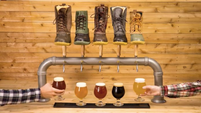 L.L.Bean Boots & Brews