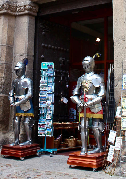 Where to Visit in Madrid: Toledo Armour