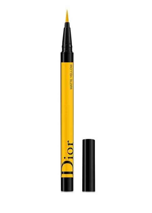 Dior Diorshow On Stage Liner in Matte Yellow