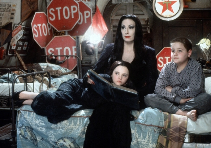 Still from 'The Addams Family'