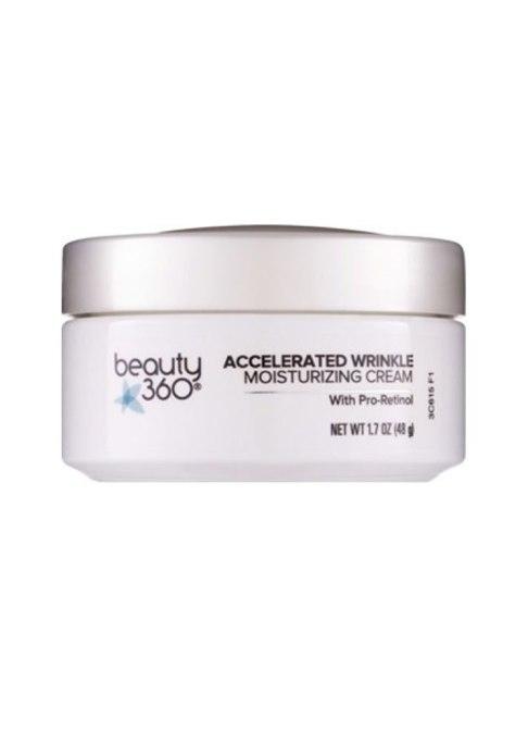 Beauty 360 Accelerated Wrinkle Moisturizing Cream