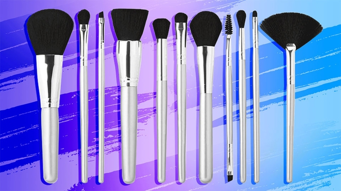 15 Stylish, Top-Rated Makeup Brush Sets