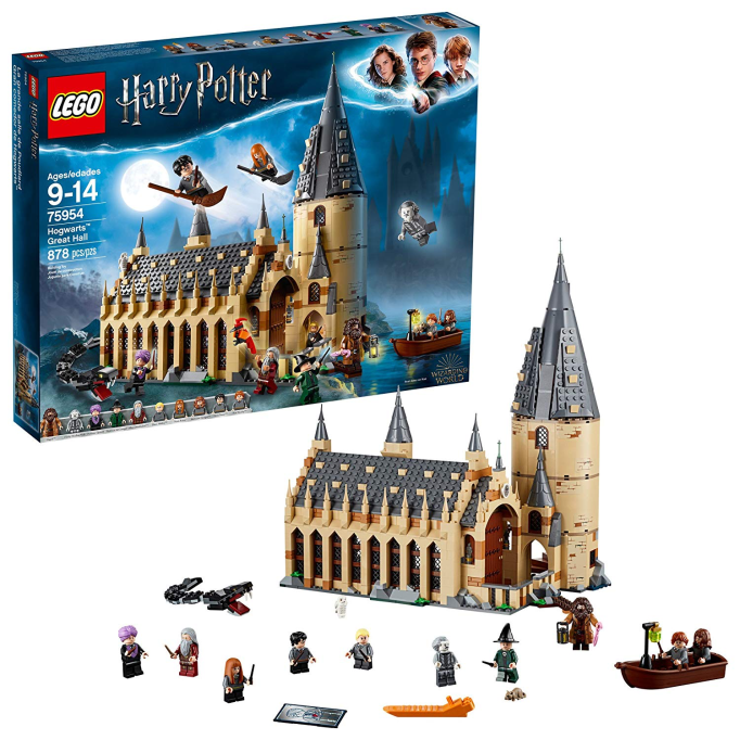 Lego Harry Potter Great Hall Kit