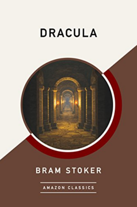 Cover of 'Dracula' by Bram Stoker