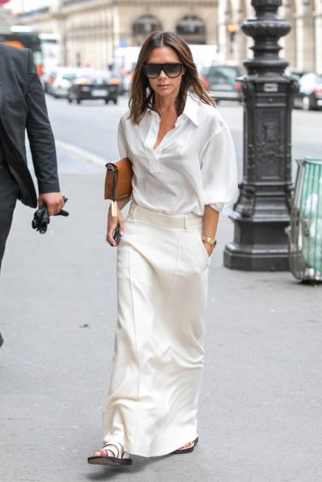 Victoria Beckham July 2018